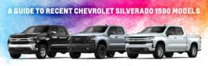 Silverado Models | Sheridan, WY
