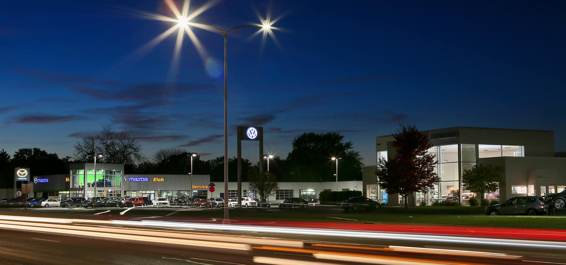 Eich Motor Company Mazda Volkswagen Dealer In Saint
