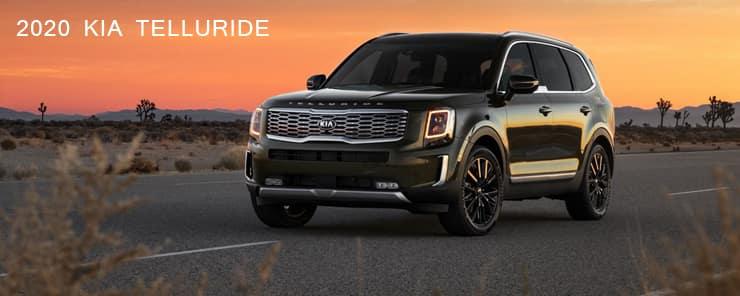 2020 Kia Telluride SUV Award