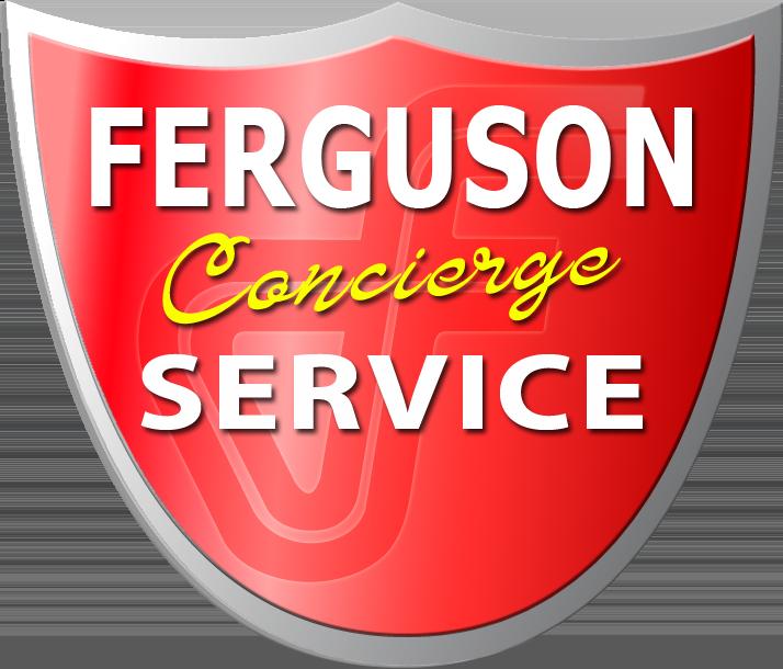 Ferguson Kia Concierge Service