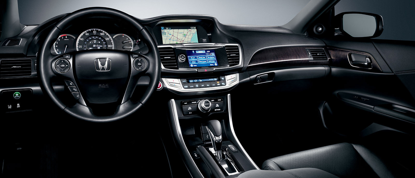 2014 Honda Accord Sedan Interior