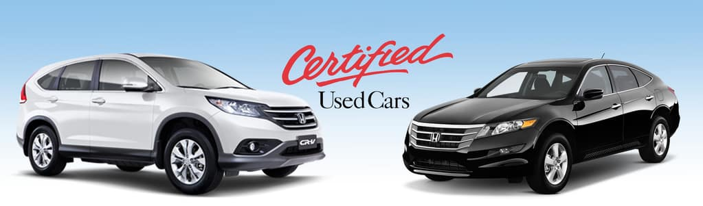 Honda Certified Used Cars >> Honda Certified Used Vehicles Fisher Honda Boulder Co