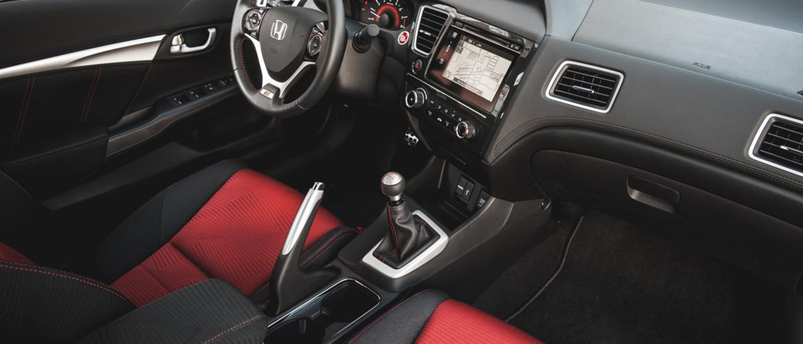 2014 Honda Civic Si Sedan Interior ...