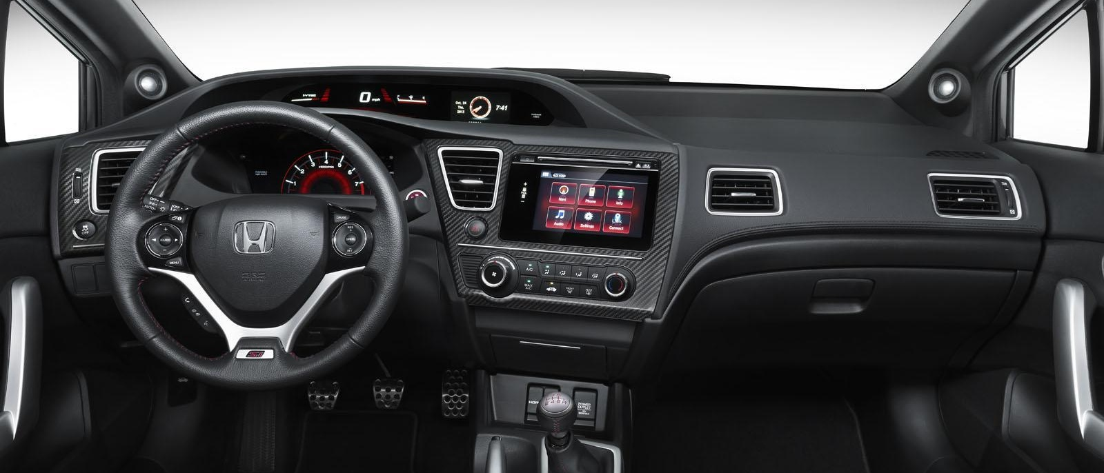 2015 Honda Civic Coupe Interior
