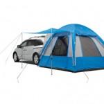 2015 Honda Odyssey tent