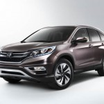 2015 Honda CR-V comparison
