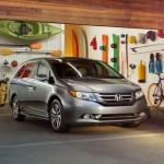Best-selling minivan