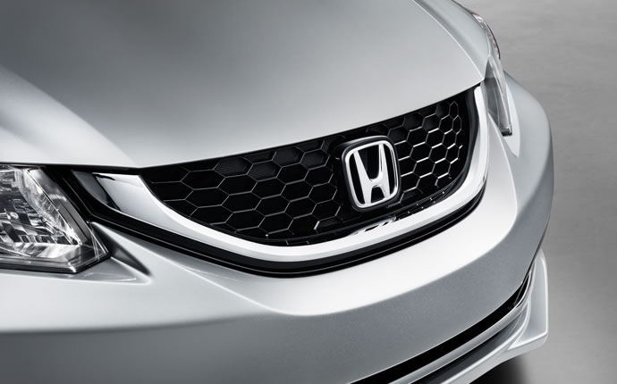 2015 Honda Civic Sedan Grill