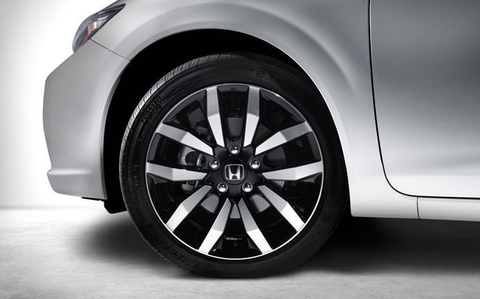 2015 Honda Civic Sedan Wheels