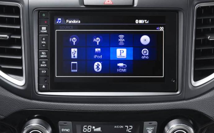 2015 Honda CR-V i-MID