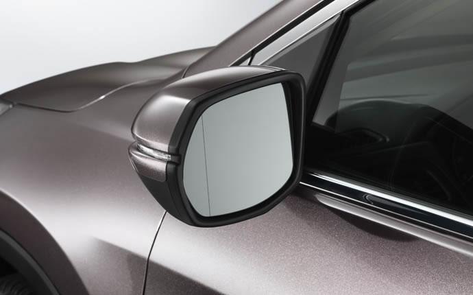 2015 Honda Cr V Exterior Side Mirror Fisher Honda