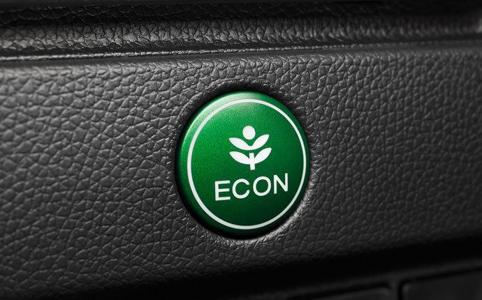 2015 Honda Fit ECO Mode