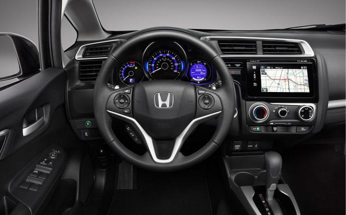 2015 Honda Fit Trims