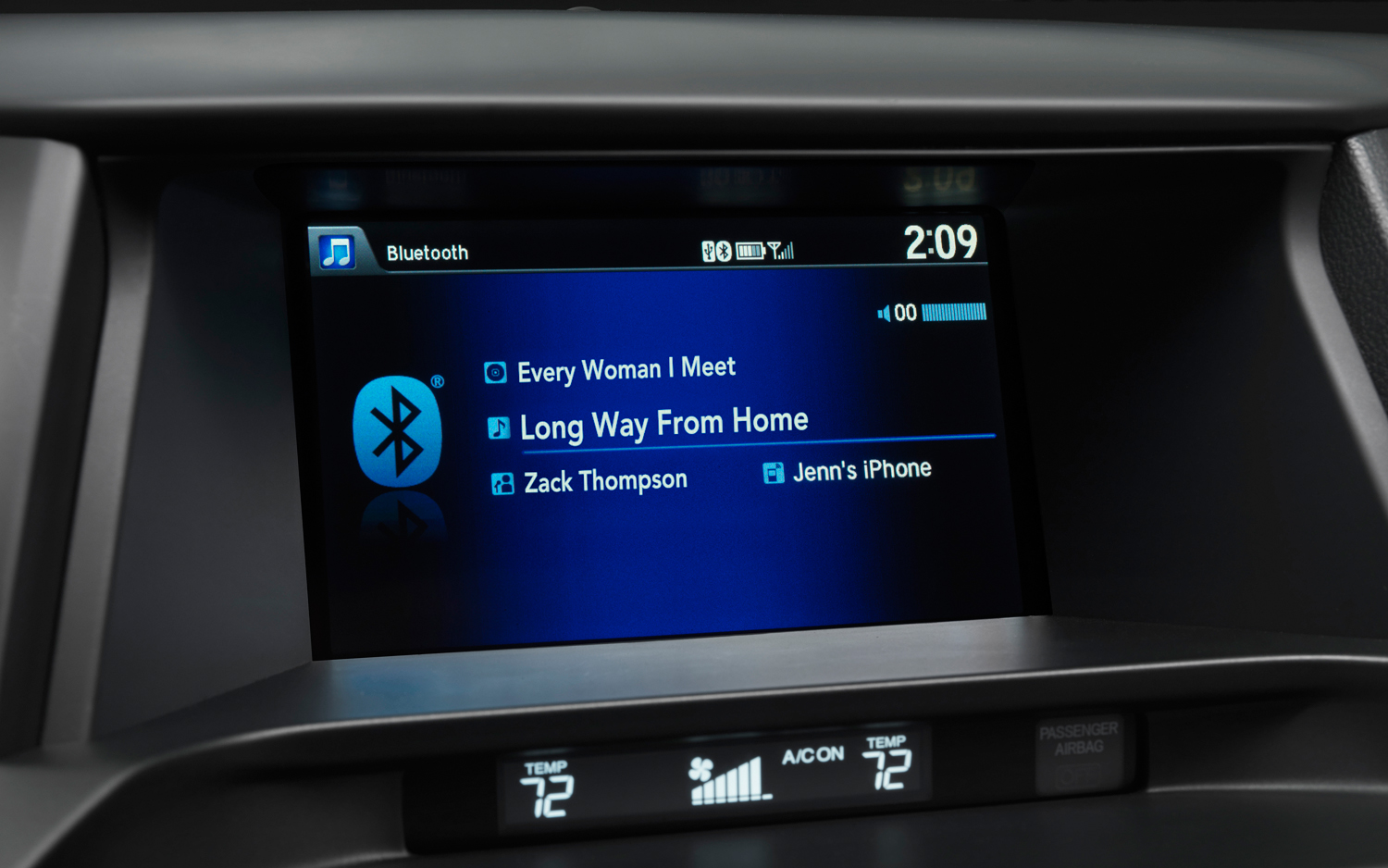 How To Connect You Bluetooth Smartphone To A 2015 Honda