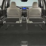2016 Honda Pilot Cargo Comparison