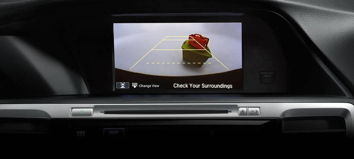 2017 Honda Accord Touring Backup Camera