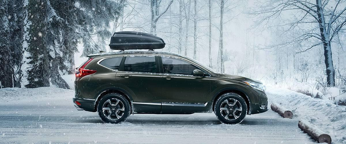 2017 Honda CR-V AWD Touring