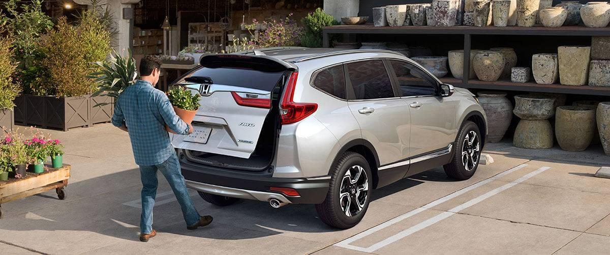 2017 Honda CR-V Touchless Tailgate