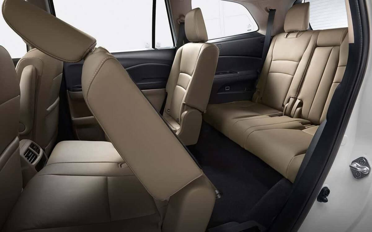 Honda Pilot Rear Folding Seats
