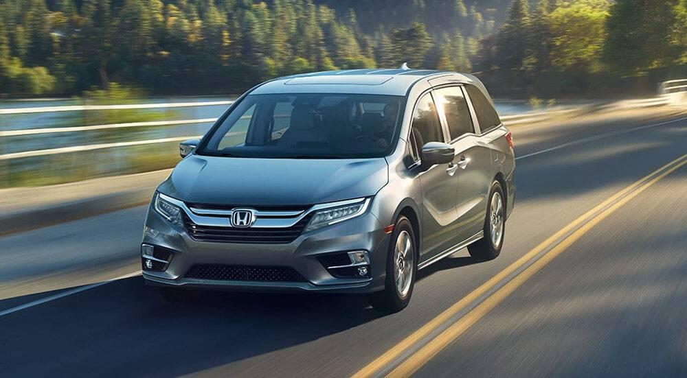 20182018 Honda Odyssey Honda Odyssey