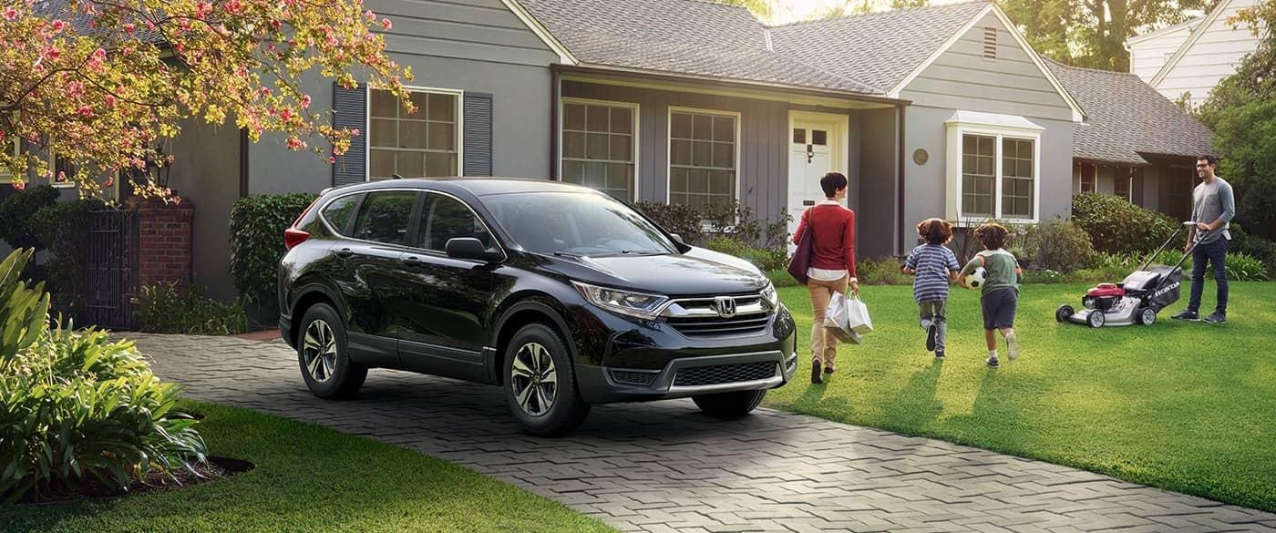 2017 Honda CR-V Safety
