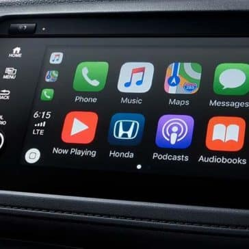 2019 Honda HR-V Touchscreen