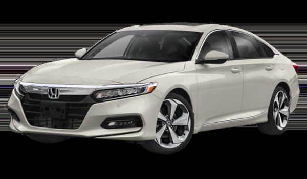 2020 Honda Accord facing left