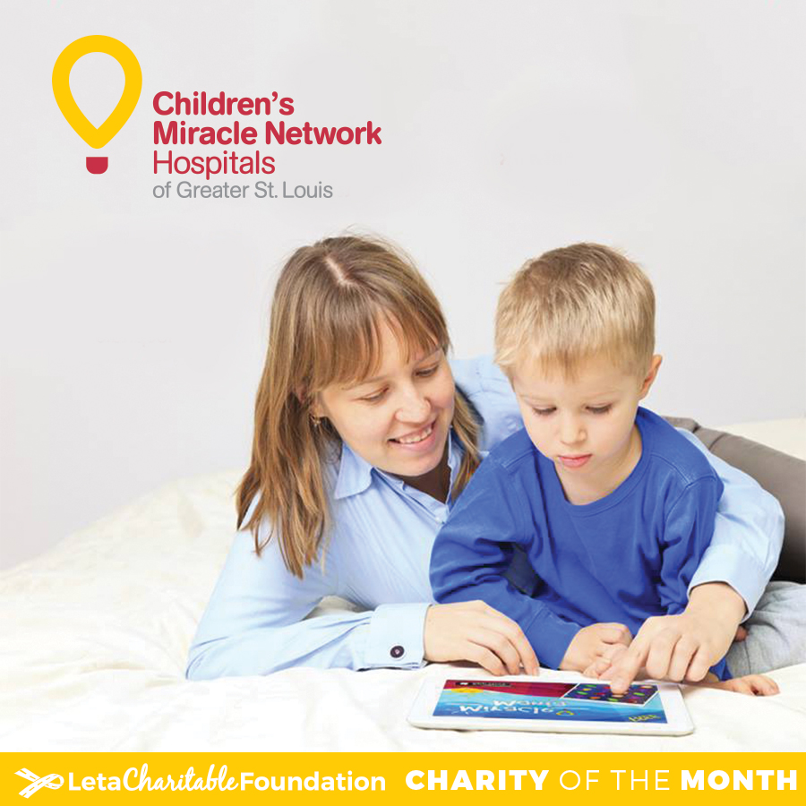 Our Featured Charity Of The Month Is Children's Miracle