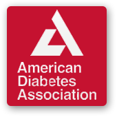 American Diabetes Assoc logo