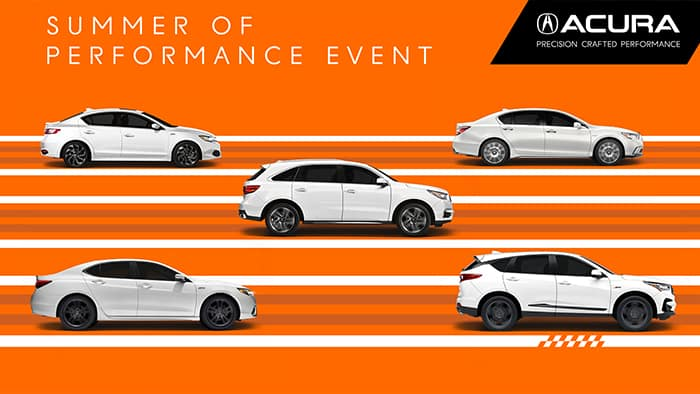 Summer of Performance Event