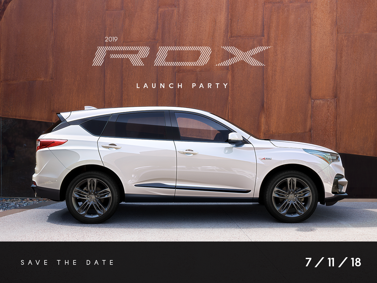 2019 Acura Rdx Launch Party At Frank Leta Acura In St Louis Frank