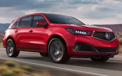 2019 Acura MDX packages
