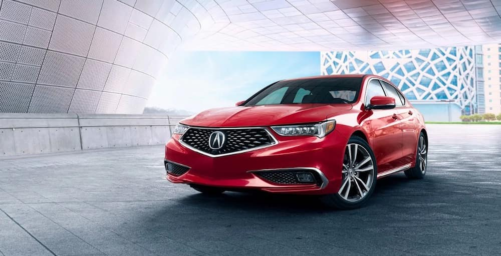 2019 Acura TLX available in St Louis