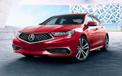 2019 Acura TLX packages
