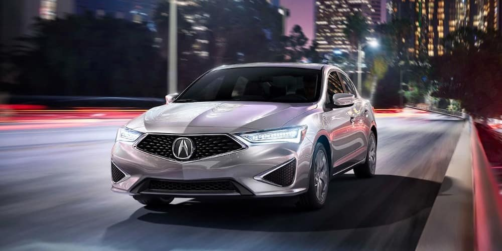 Acura Dealers St Louis >> 2019 Acura Ilx Trim Levels St Louis Area Acura Dealer