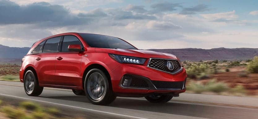 Acura Dealers St Louis >> Which Acuras Seat 7 Passengers St Louis Acura Dealer