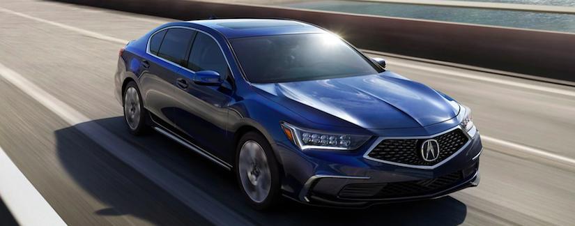 Acura Dealers St Louis >> 2019 Acura Rlx Trim Comparison St Louis Area Acura Dealer