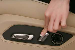 How To Adjust Acura Seat Position and Temperature Controls