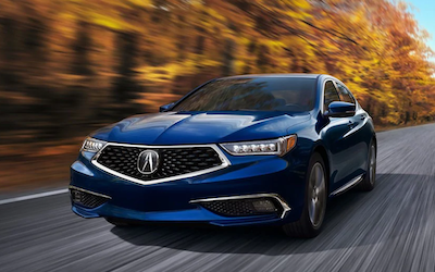 Which Gas / Oil Does the Acura TLX Use?