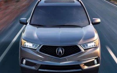 2019 Acura MDX vs. 2019 Infiniti QX60