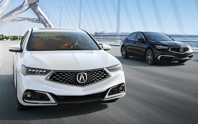 2020 Acura TLX Packages in St. Louis