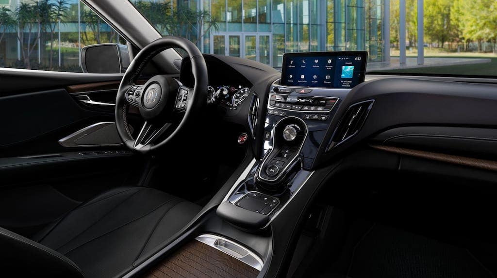 2019 Acura RDX Dashboard