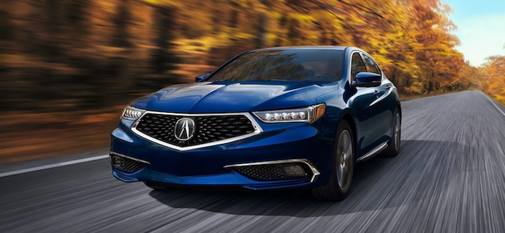2019 Acura TLX for sale in st. louiss