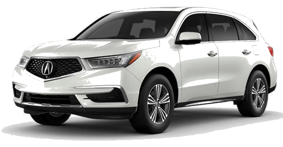 Acura MDX Lease Specials