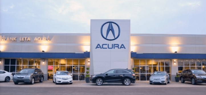 Acura Dealers St Louis >> Best Place To Buy A New Acura Acura Dealer In St Louis