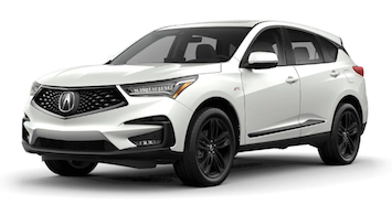 Acura RDX Lease Specials