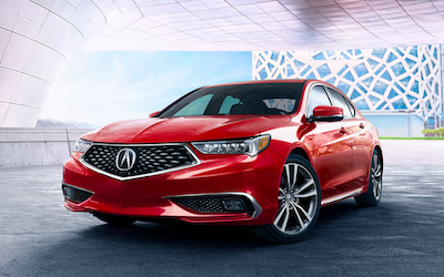What is a Good Price for A 2020 Acura TLX in St. Louis?