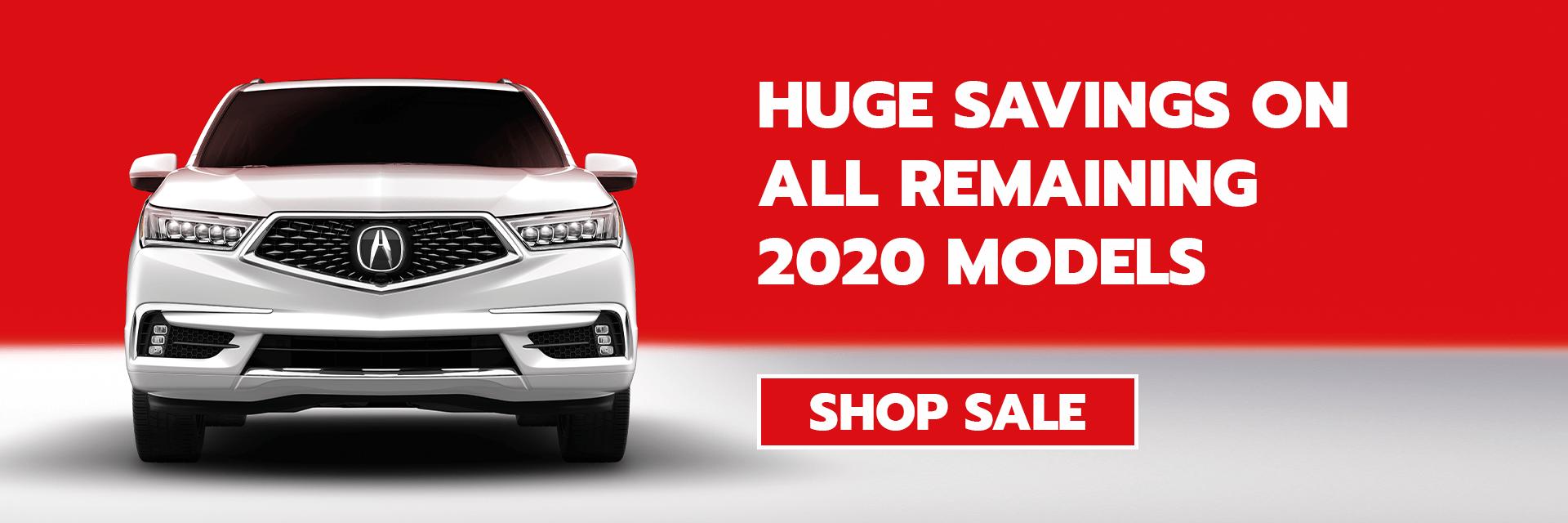 2020 Acura Sale St Louis Acura Dealer Specials