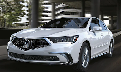 What is a Good Price for A 2020 Acura RLX in St. Louis?