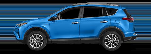 2018 Toyota RAV4 AWD Hybrid